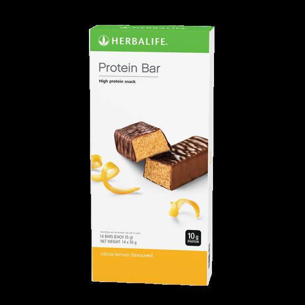 Protein Bars Citrus