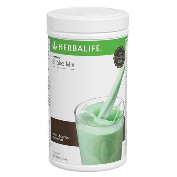F1 Shake Mint Chocolate