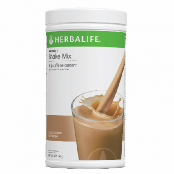 Herbalife F1 Cappuccino